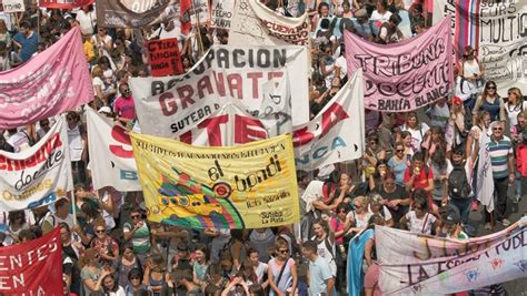 marcha y paro cta y docentes 05 03 2014 2 jpg convocaron a un nuevo paro nacional docente para el 30 de