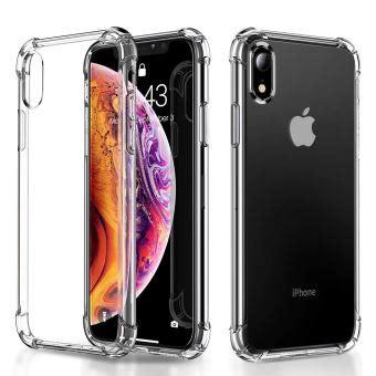 coque gel pour apple iphone xr transparent etui pour t 233 l 233 phone mobile achat prix fnac