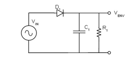 diode envelope detector chapter 7 diode application topics analog devices wiki