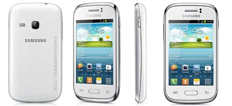 Hp Android Samsung Galaxy W samsung galaxy s6310 ponsel android murah samsung