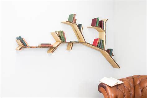 Tribesigns 9 Shelf Tree Book Modern Tree Shelves Playfully Designed To Hold Books On