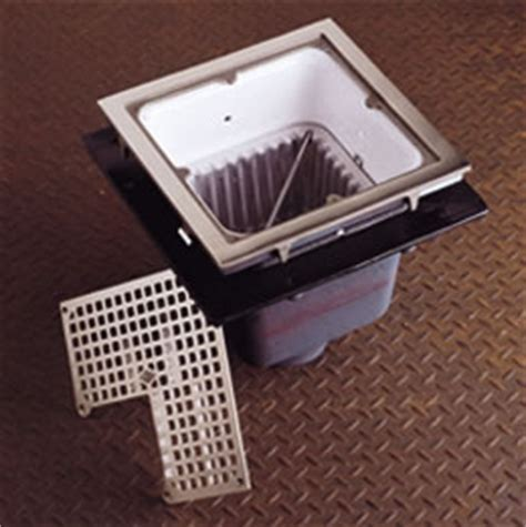 3140 3150 3160 Sani Ceptor Floor and Indirect Waste Drains