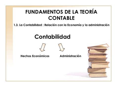 teoria contable teoria contable