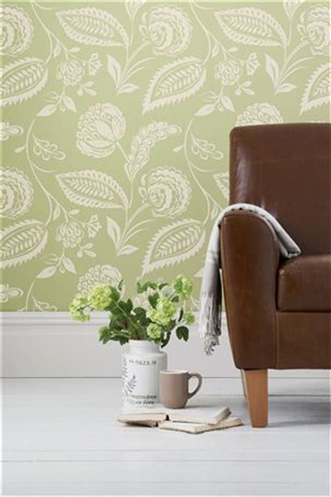 wallpaper green uk smart artisan floral green wallpaper lucky minute