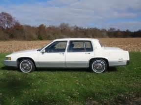 1989 Sedan Cadillac 1989 Cadillac Sedan Cadillac