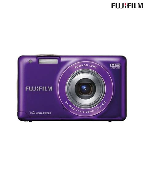 Kamera Fujifilm Finepix Jx500 fujifilm finepix jx500 14 mp digital purple price in india buy fujifilm finepix jx500