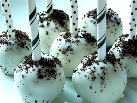 oreo pops oreo cake pops the dessert chronicles