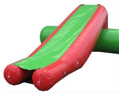buitenspeelgoed huren waterglijbaan carpe diem events verhuur