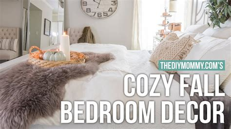 how to make your room cozy how to make your room cozy for fall the diy mommy youtube