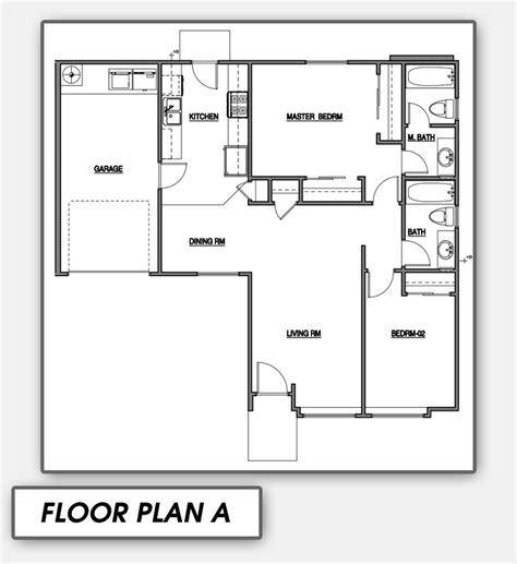 a floor plan west day luxury apartment homes