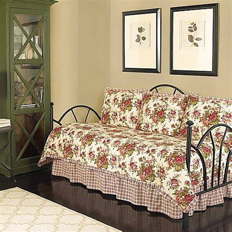 bed bath and beyond norfolk waverly 174 norfolk reversible daybed set bed bath beyond