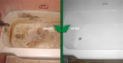 how to clean a reglazed bathtub first certified green refinishing company in ta area
