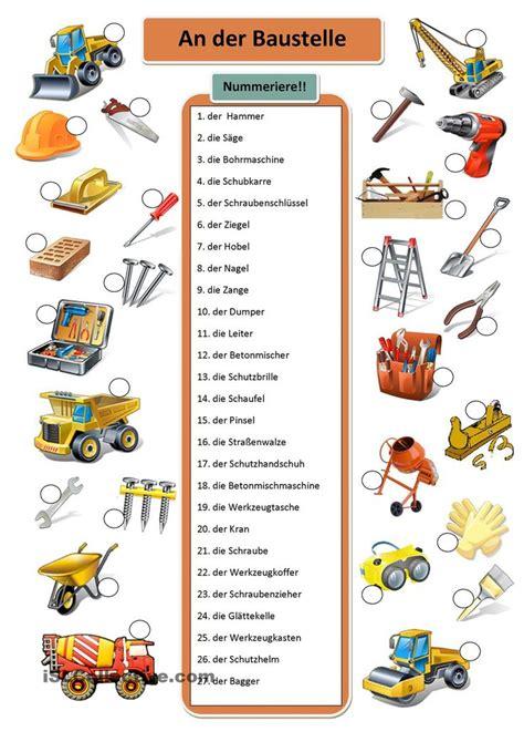 Werkstatt Namen Ideen by Die 25 Besten Ideen Zu Werkzeuge Auf