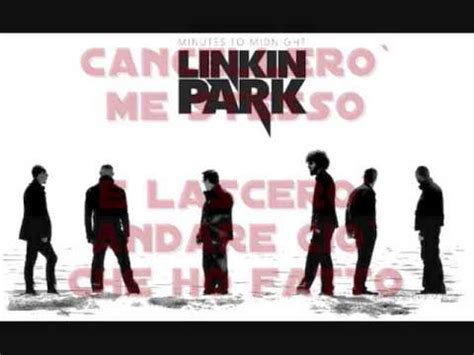 testo what i ve done linkin park quot what i ve done quot traduzione ita quot cio che ho