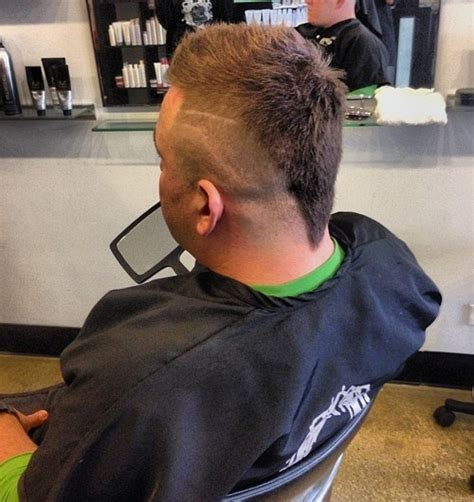 origin of the rat tail haircut the 40 hottest faux hawk haircuts for men