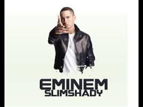 eminem the real slim shady edited youtube eminem the real slim shady lyrics clean version youtube