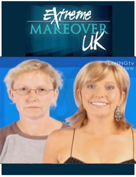 house makeover tv show extreme makeover uk tv mark glenn helps dreams come true with amazing hair extension
