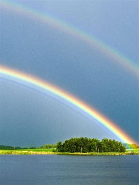 double rainbow bing wallpaper