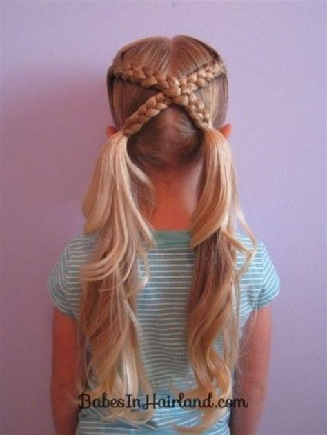 little girl hairstyles easy to do min hairstyles for cute easy hairstyles for little girls