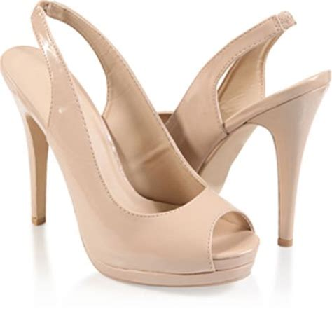 forever high heels forever 21 slingback stiletto heels in pink lyst