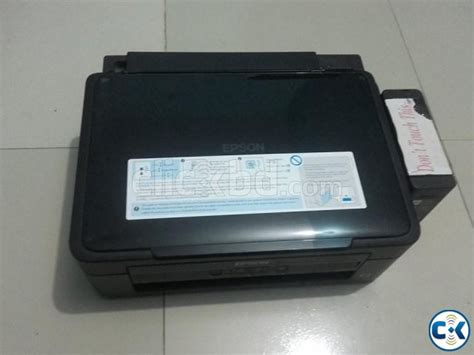 Printer Epson L350 All In One epson l350 all in one color printer for sell clickbd