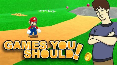 fan made mario games super mario 64 hd fan made game games you should youtube