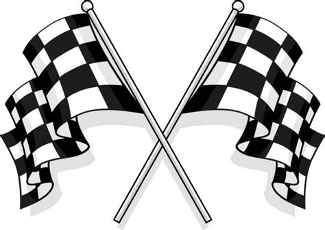 printable racing banner checkered flag printable clipart best