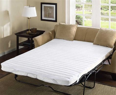 sofa bed mattress topper made from polyster microfiber
