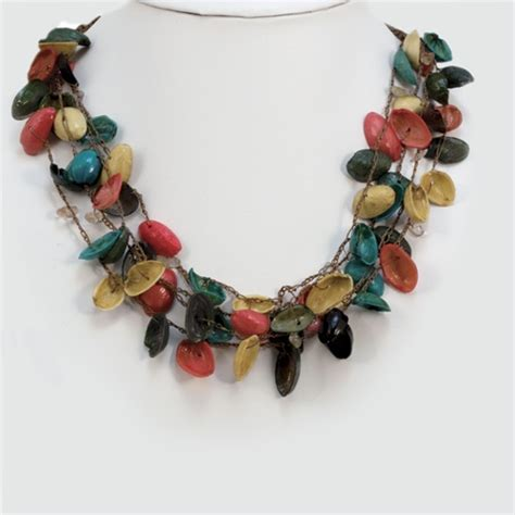 pistachio shell jewelry and other pistachio crafts diy