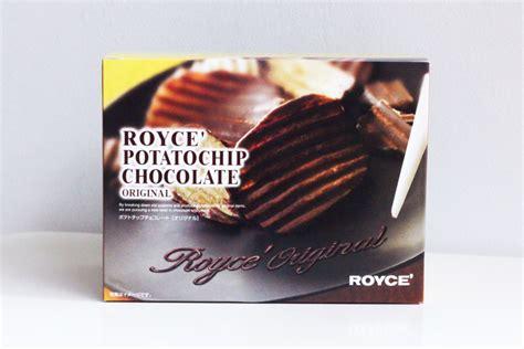 Royce Potatochip Caramel Original Japan best japanese snacks available in singapore sg