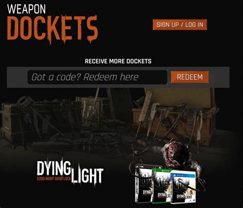 light fantasia coupon 42 dockets code dying light the following gosu noob