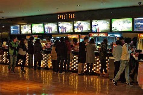 cgv yangsan большой современный кинотеатр отзыв о cgv yongsan сеул