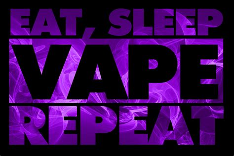 T Shirt Kaos Vape Eat Sleep Vape Repeat Dealldo Merch vape gear steam cloud