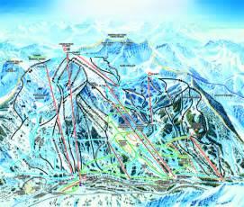 Snowbird Utah Map by Snowbird Ski Trail Map 84092 Mappery