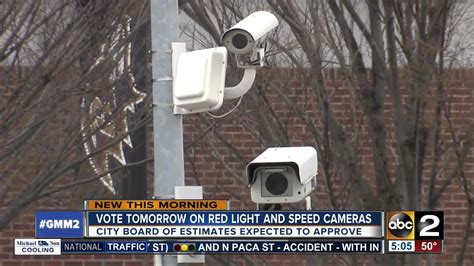 baltimore red light camera vote on red light and speed cameras in baltimore youtube