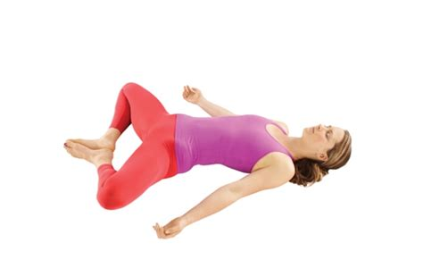 reclining bound angle 10 yoga poses to encourage and energize cancer patients
