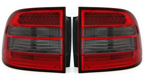 Porsche R Ckleuchten by Led R 252 Ckleuchten F 252 R Porsche Cayenne In Rot Smoke Ad Tuning
