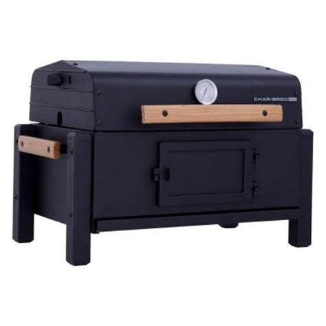char broil tabletop charcoal grill 12301388 the home depot