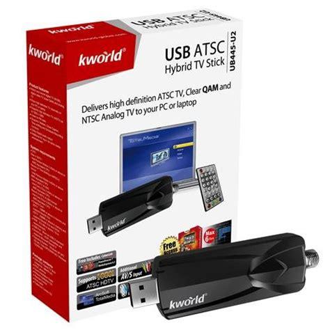 Tv Tuner Kworld kworld hybrid tv tuner with fm reception and capture