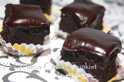 Brillian Cake Coklat 1 recipe kek kukus coklat auto design tech