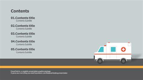 Ambulance PPT Wide   Goodpello
