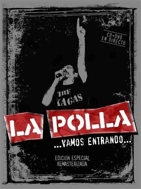 Records La Vamos Entrando Edici 243 N Especial Remasterizada Dvd En Directo La Polla Records