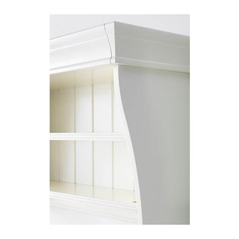 Bookcase Bench Liatorp Wall Bridging Shelf White Ikea