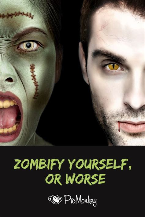 zombie yourself tutorial 22 best zombify yourself or worse images on pinterest
