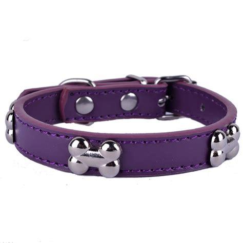 Width 1 5cm Collar Black black leather collar bone shaped accessories small