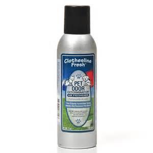 Air Fresheners Pet Odors Pet Odor Exterminator Air Freshener Spray Cat Odor