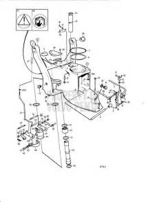 Volvo Penta 275 Parts Volvo Penta Exploded View Schematic Intermediate Housing