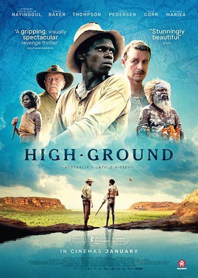 high ground book  movies palace cinemas