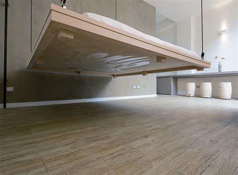 table rabattable cuisine lit plafond