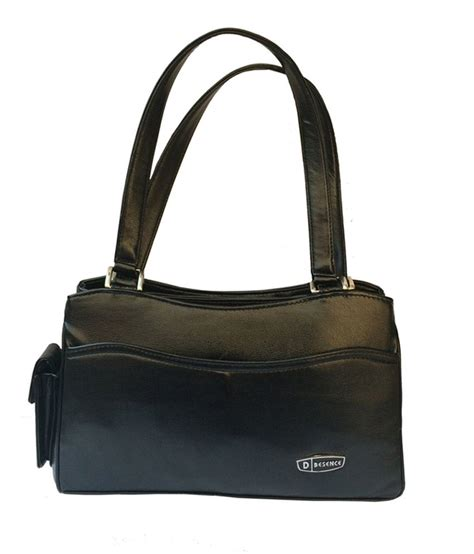 buy bag bucks black leather shoulder bag for at